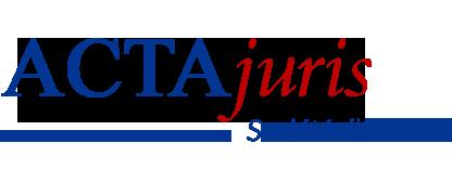 Acta Juris